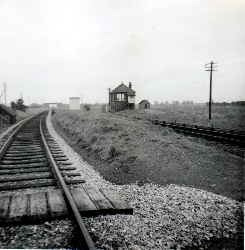 Drumburgh Station September 1964