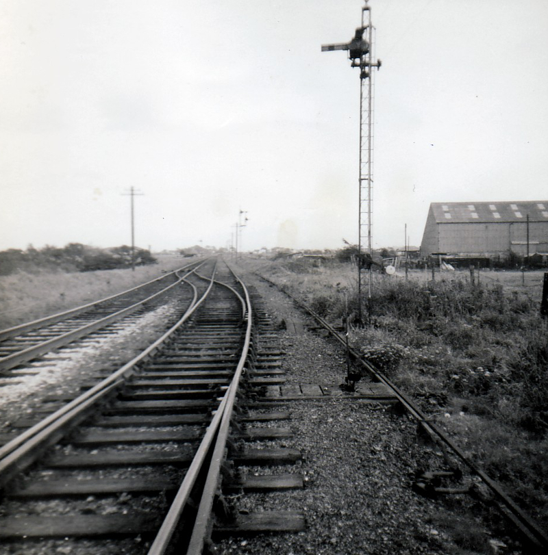 Silloth Approach 1964