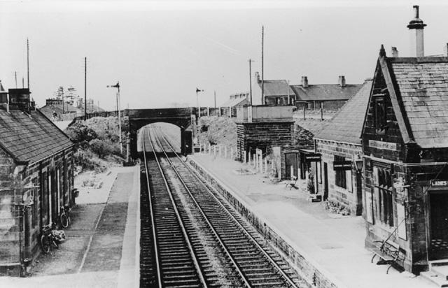 Aspatria Station