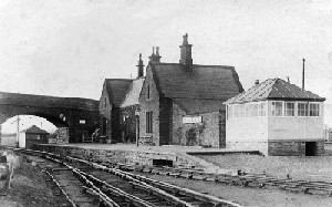 Cumbria Railways - Maryport and Carlisle Railway - Mealsgate Station