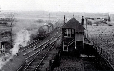 Carlisle & Silloth Bay Railway 1951