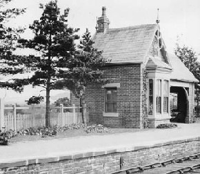 Clifton Station - Eden Valley and Stainmore Railway