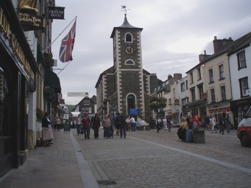 The Cockermouth, Keswick & Penrith Railway Towns and Villages