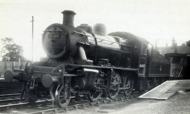 John Charters Keswick Penrith Railway Photos
