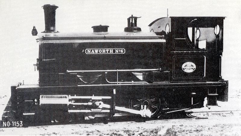Brampton Railway - Naworth