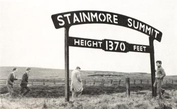 Eden Valley Railway - Stainmore Summit 1962