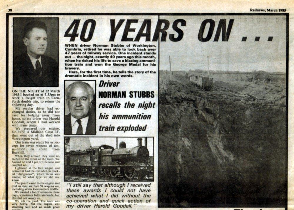 Rail News March 1985 Part 1